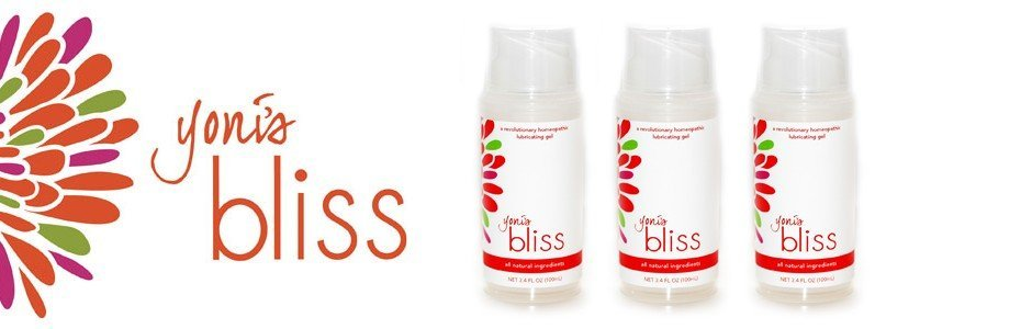 bottles of yoni's bliss lubricating gel